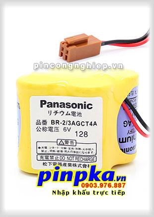Pin Nuôi Nguồn Fanuc BR-2/3AGCT4A